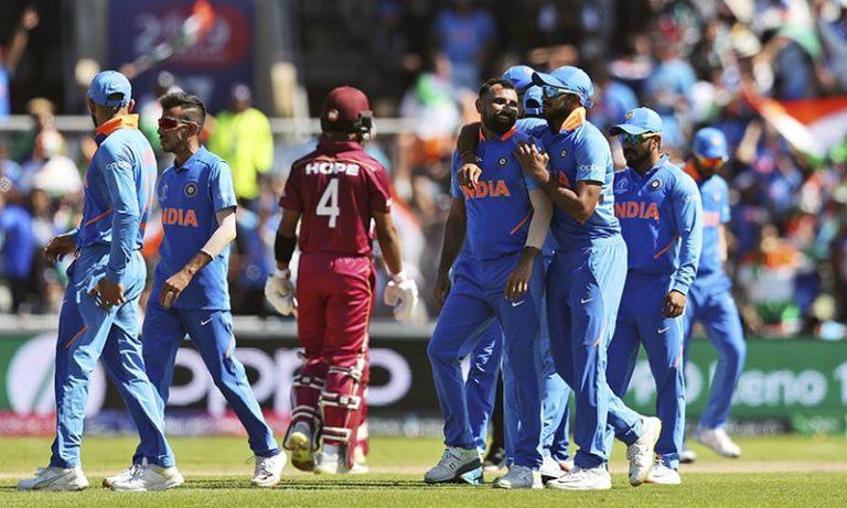 भारत को मिली वेस्टइंडीज के हाथों करारी हार