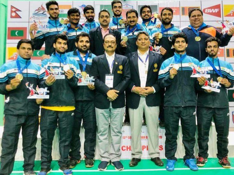 13वें दक्षिण एशियाई खेलों में जारी है भारत का बेहतरीन प्रदर्शन