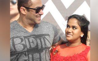 सलमान खान के बर्थडे पर बहन अर्पिता ने दिया बेस्ट गिफ्ट