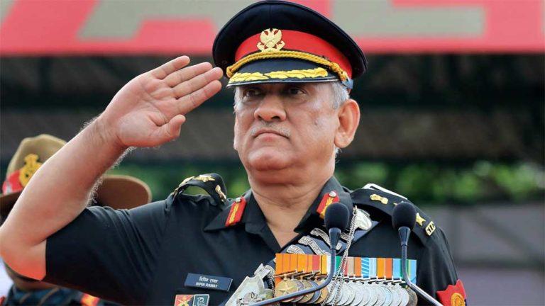 भारत के पहले चीफ ऑफ डिफेंस होंगे जनरल बिपिन रावत