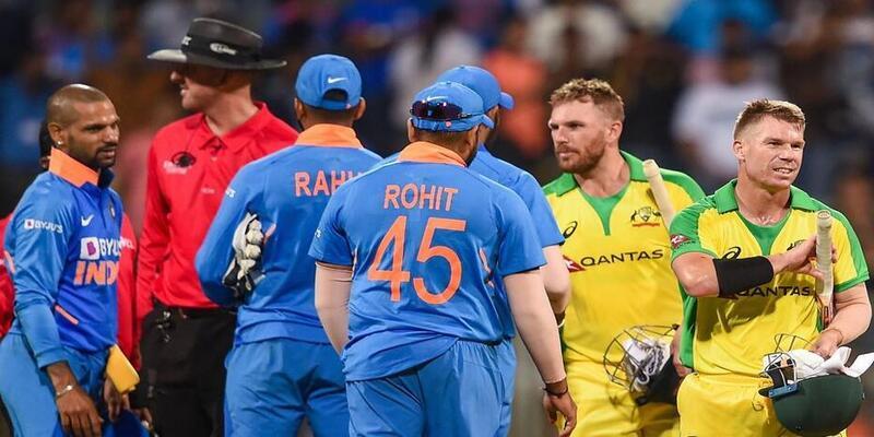 भारत को 10 विकेट से रौंदा