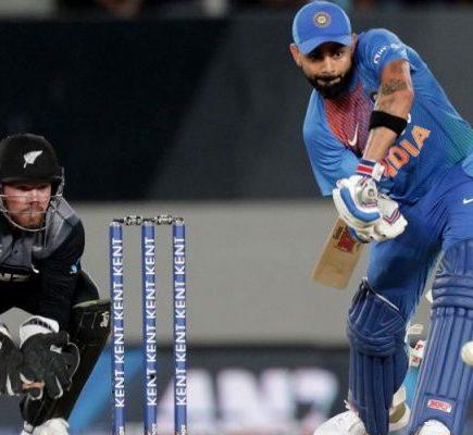 भारत न्यूजीलैण्ड से दूसरा टी 20 मुकाबला जीतने के साथ सीरीज में 2-0 से बनाई बढ़त