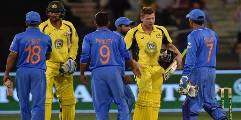 भारत ने  ऑस्ट्रेलिया से 2-1 से सीरीज जीती, विराट और रोहित शर्मा के नाम दर्ज हुआ कई रिकार्ड