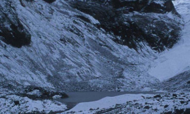 पाकिस्तान के शिस्पर ग्लेशियर पिघलने की वजह से भविष्य खतरे में