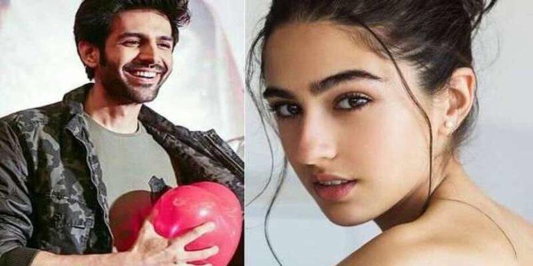 """सारा अली खान और कार्तिक आर्यन की """"लव आजकल 2"""" का ट्रेलर रिलीज, जम कर हो रही दोनों की तारीफ"""