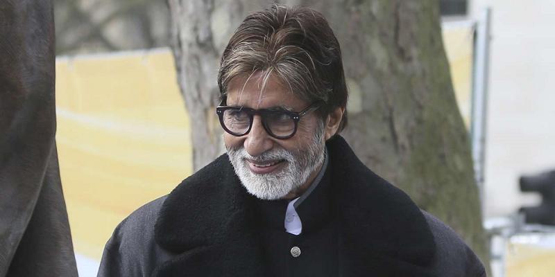 अमिताभ बच्चन का कोरोना वायरस टेस्ट पॉजिटिव