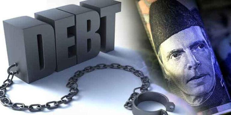 पाकिस्तान पर है 100 अरब डॉलर से ज्यादा का कर्ज