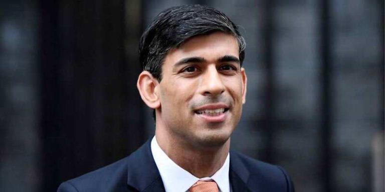 भारतवंशी ऋषि सुनाक , बन गए है ब्रिटेन के फाइनेंस मिनिस्टर