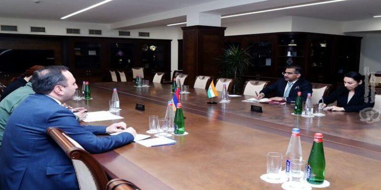 भारत और आर्मेनिया के बीच हुआ बड़ा रक्षा समझौता