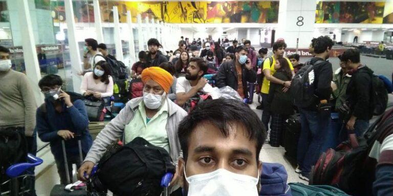 भारत मे कोरोना वायरस तीसरे स्टेज (सामुदायिक संक्रमण) में !
