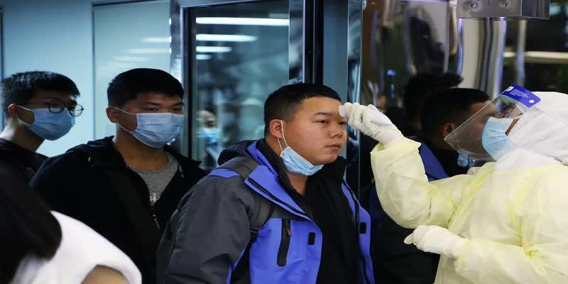कोरोना वायरस के चलते बढ़ रहा अमरीका और चीन के बीच तनाव
