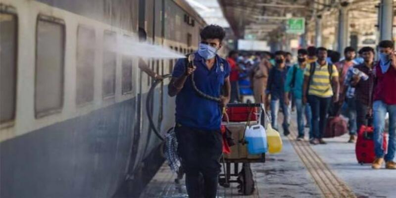 भारतीय रेलवे का फैसला : 31 मार्च तक के लिए सभी ट्रेने निरस्त हुई