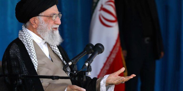 दिल्ली हिंसा पर ईरान के सर्वोच्च नेता ने ट्वीट किया
