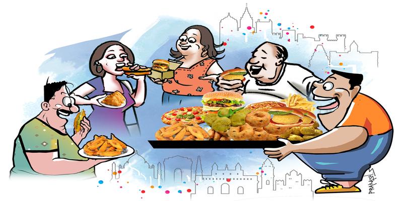 इन चीजों के सेवन से मोटापा और डायबिटीज जैसी समस्या हो सकती है !