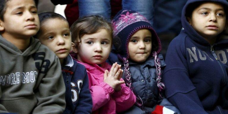 हजारों शरणार्थी बच्चे हो सकते है मानव तस्करी के शिकार