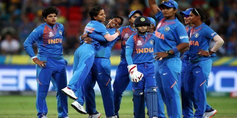 भारतीय महिला टीम ने जीता लगातार चौथा मैच