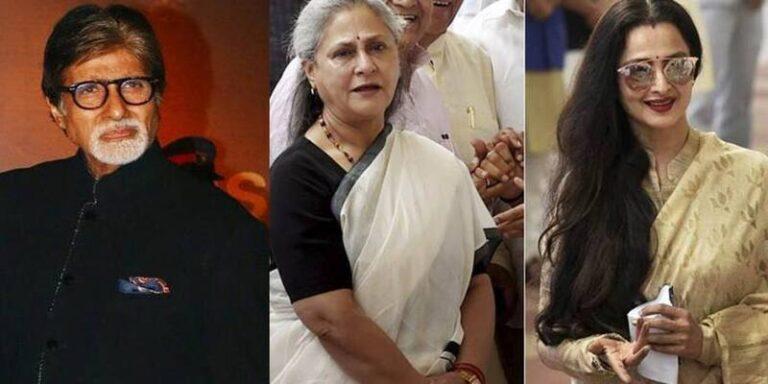 क्यो जया बच्चन ने अभिताभ के सामने ही रेखा को थप्पड़ मारा था ?