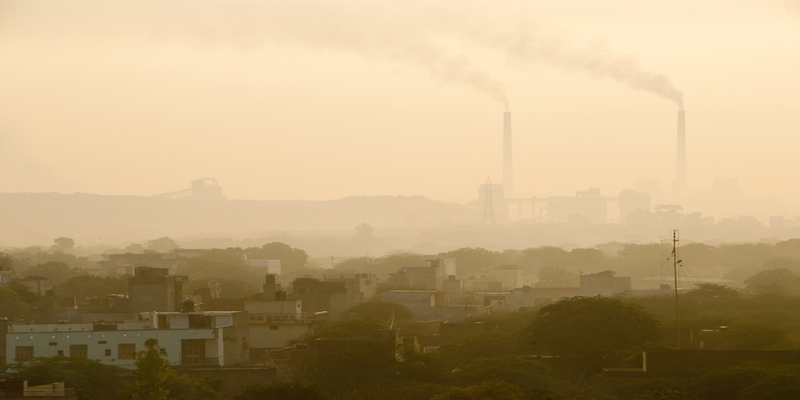 भारत मे क्लाइमेट चेंज भी कुपोषण के लिए है जिम्मेदार