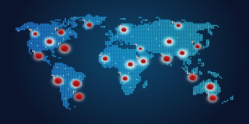 भारत में अभी बढ़ेगी कोरोना संक्रमित लोगों की संख्या