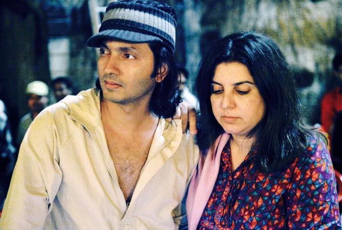 जन्मदिन विशेष : फराह खान और उनके पति शिरीष कुंदर की दिलचस्प लव स्टोरी