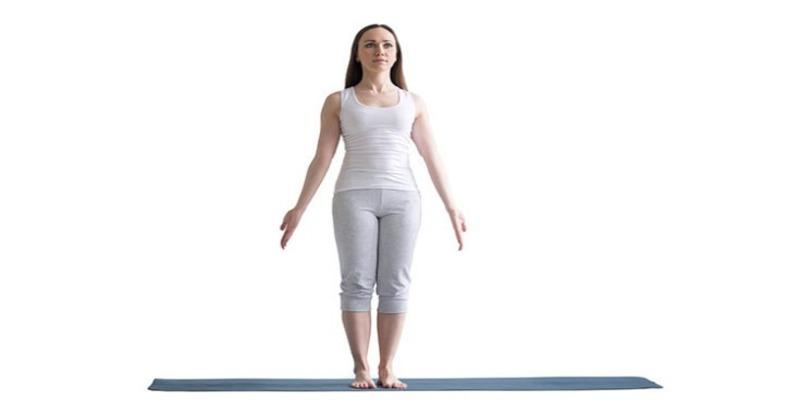 ताड़ासन योग, स्थायी लाभ के लिए एक स्थायी योग मुद्रा