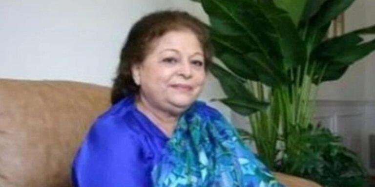सबिहा खानम, पाकिस्तानी सिनेमा की पहली महिला नही रही
