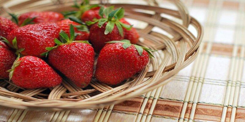 स्ट्राबेरी में है स्वाद के साथ सेहत का खजाना