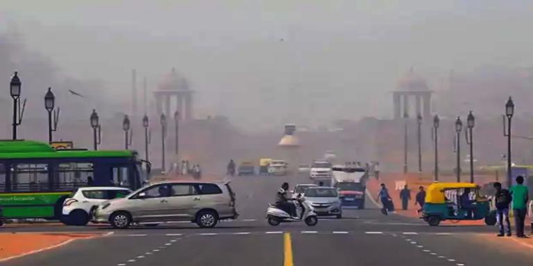 दिल्ली में प्रदूषण का जिम्मेदार इरान, नेपाल और पाकिस्तान है !