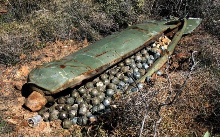 क्या होता है क्लस्टर बम और इससे क्या नुकसान होता है