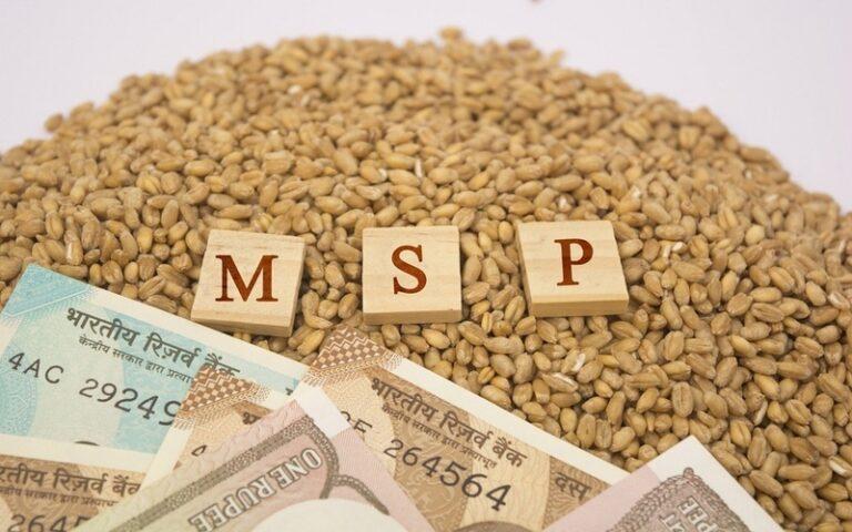 आइये जानते हैं क्या होता है एमएसपी(MSP) जिसको लेकर हो रहा है हंगामा
