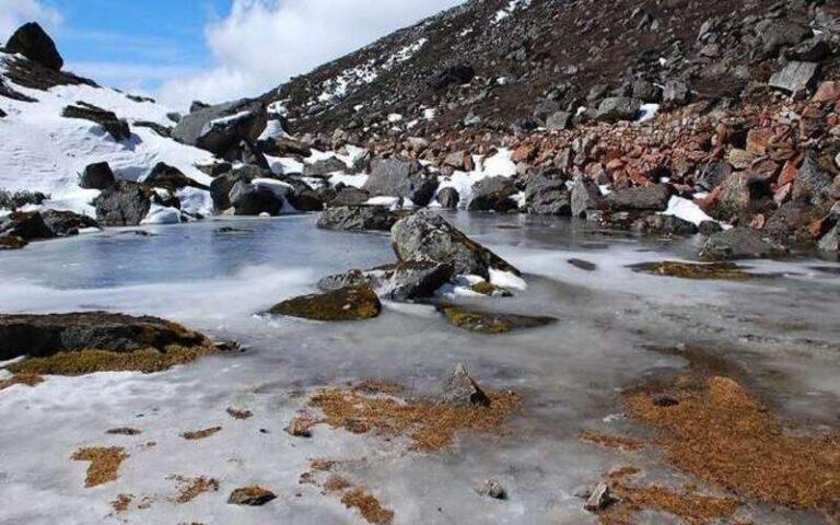 हिमालय की गर्म पानी की धाराओं से निकल रहा है कार्बन डाइऑक्साइड