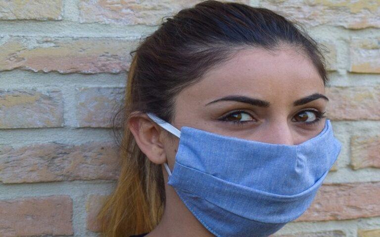 इस मॉडल के अनुसार मास्क पहने और सोशल डिस्टेंसिंग से कोरोना वायरस पर पा सकते है काबू