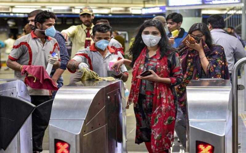 भारत में आधिकारिक कोरोना वायरस के दर्ज मामले