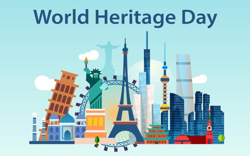 आइये जाने विश्व धरोहर दिवस का इतिहास महत्वपूर्ण महत्वपूर्ण बातें