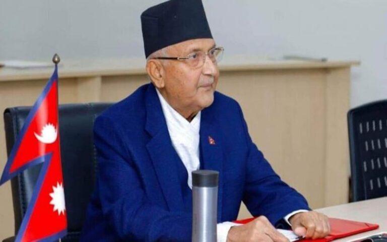 नेपाल में राजनीतिक उठापटक पर भारत सरकार ने कहा यह नेपाल का आंतरिक मामला