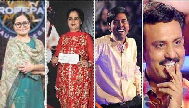 'कौन बनेगा करोड़पति' शो में आकर रातों-रात बदल गई इन लोगों की किस्मत!