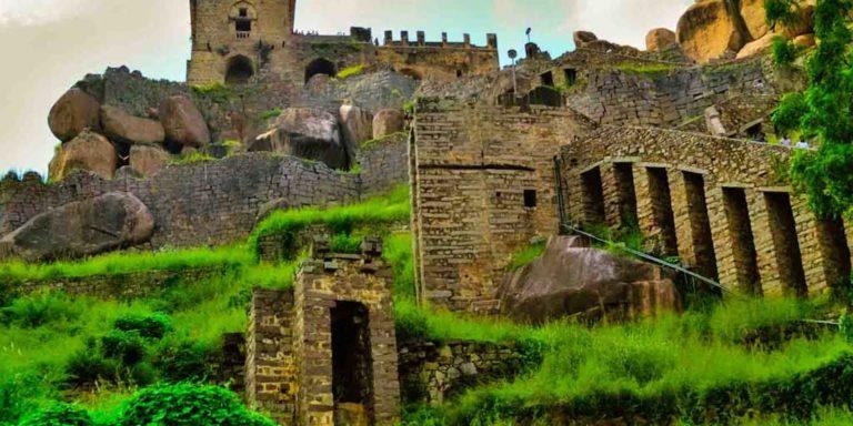 गोलकुंडा किले की रोचक कहानी, जानिए इसके बारे में कुछ तथ्य