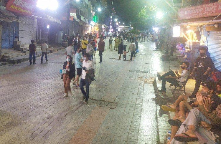 वीकेंड में भी ठप पड़ा मनाली का पर्यटन कारोबार
