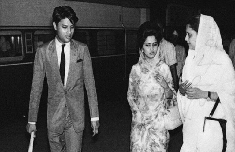 शादी से पहले राजकुमारी माधवी को देखना चाहते थे माधव राव सिंधिया