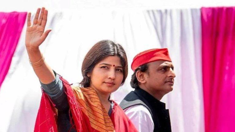 सपा चाहती है मजबूत महिला नेता, डिंपल यादव से बात नहीं चलेगी!