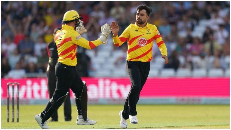 2021 आईपीएल से पहले इस लीग में तालिबान के ज़ख्मों से रशीद खान का खेल बेअसर