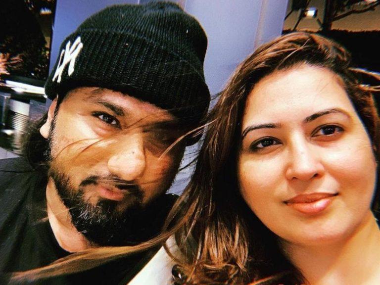 घरेलू हिंसा को लेकर हानि सिंह की पत्नी कोर्ट में रोइ
