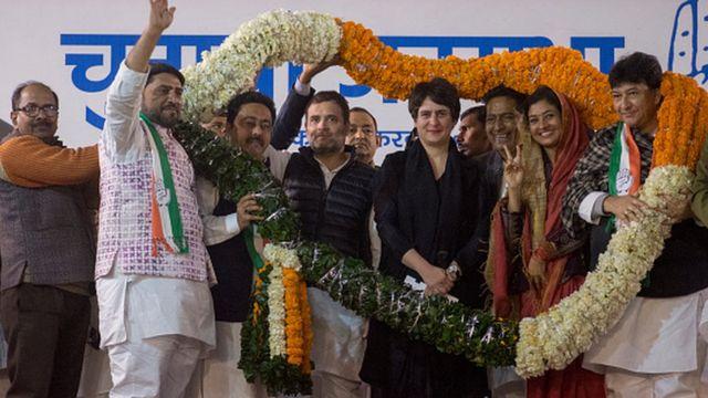 कांग्रेस प्रियंका गांधी को यूपी में अपना चेहरा क्यों नहीं घोषित कर रही है?